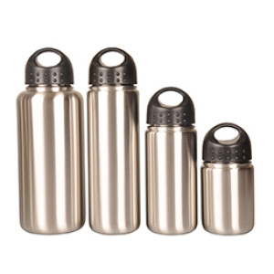 EVERICH 119458 Stainless Steel Insulated Vacuum Bottle
