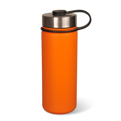 EVERICH 02520D Double Wall Stainless Steel Insulated Vacuum Bottle