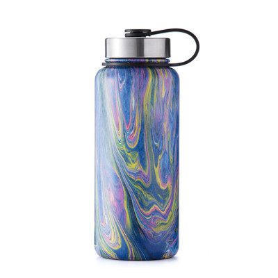 EVERICH 02520B Stainless Steel Insulated Vacuum Bottle