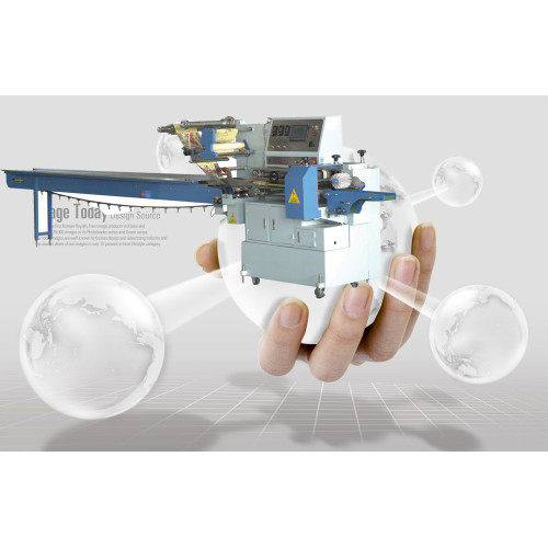 Automatic packaging machine will gradually replace tradition and become the mainstream