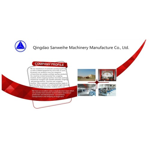 Professional manufacture for automatic packing machine