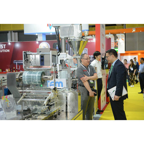 Asia's No. 1 Processing & Packaging Event