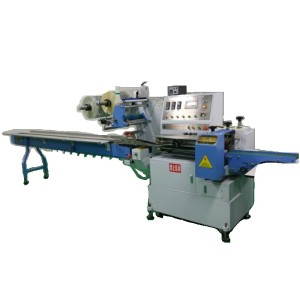 SWC-720 Automatic Flow Wrapper Packaging Machine