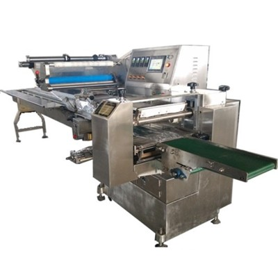 SWC-800  Wider Film Automatic Flow Wrapping Packing Machinery