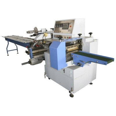 Wider film Automatic Horizontal Form-Fill-Seal Packing Machine