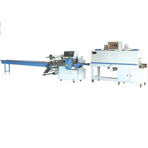 SWF-590 SWD-2000 Heat Shrink Automatic Packing Machinery