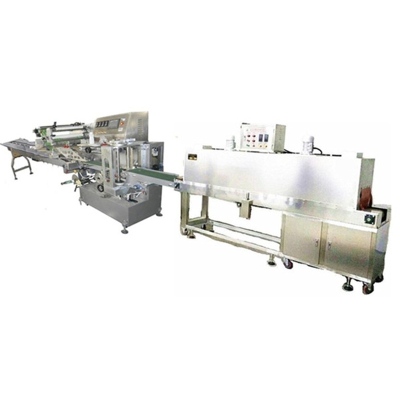 shrink packing machine picture