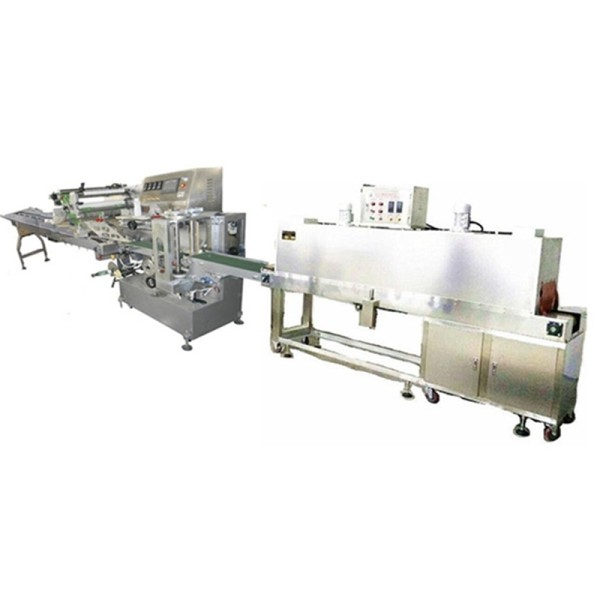 SWSL590 SWD2000  Automatic Heat Shrink Packaging Machine(Vertical End Sealer)