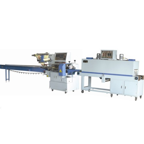 SWSF-590 SWD-2000 Automatic Shrink Wrapping Packing Machine