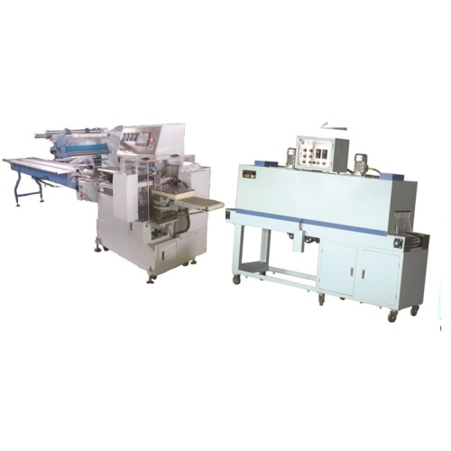 SWWF-590 SWD-2000 D-cam Motion Shrink Packing Machinery