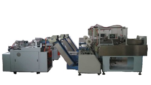 SWZ-1000 Automatic Weighing and Paper Packing Machine for Dry Noodles