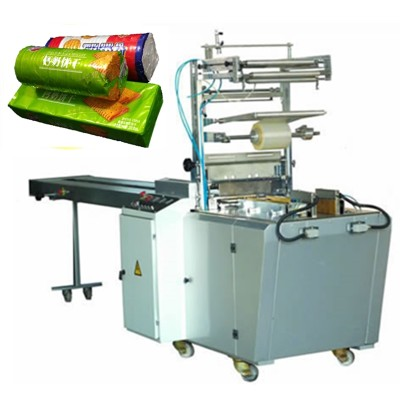 SWH-7017 Biscuit Over wrapping Type Packaging Machine