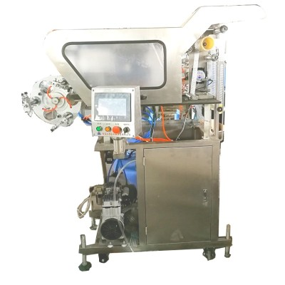 Drinking Straws Automatic Counting and Feeding Machine