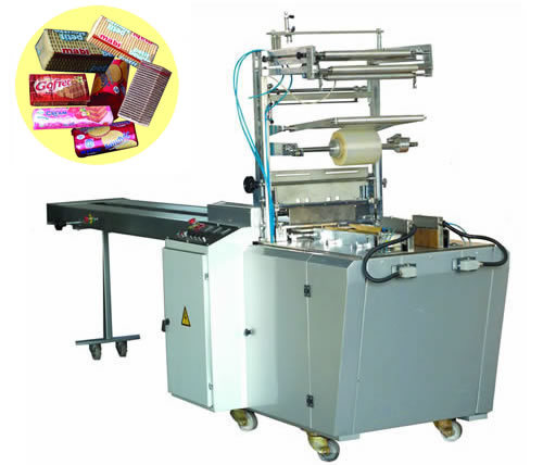 X-fold packing machine