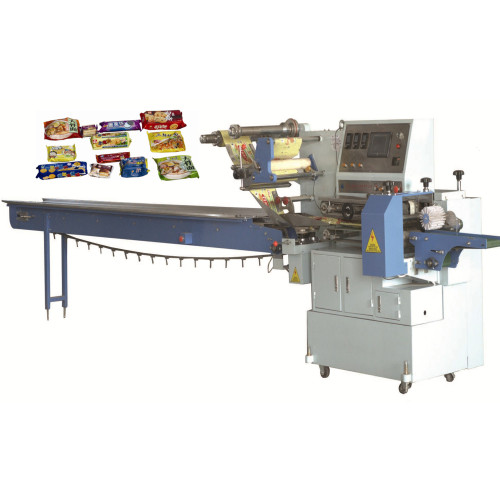 What should we pay attention to when choosing a fully automatic food pillow-shape packaging machinery?