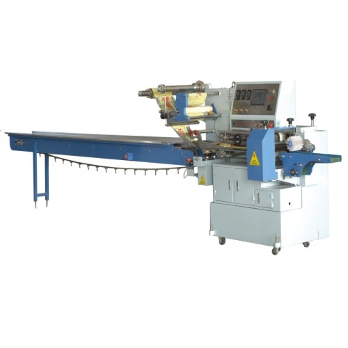 Brief introduction of the process of pillow-shape automatic packaging machinery