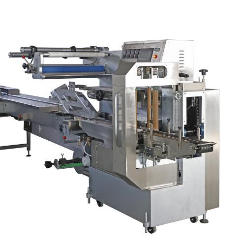 SWSL590 SWD2000  Automatic Heat Shrink Packaging Machine(Vertical End Sealer)