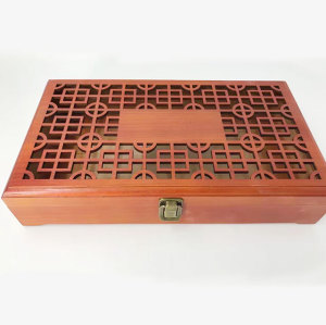 wooden pen box wooden box with lock small wooden gift box