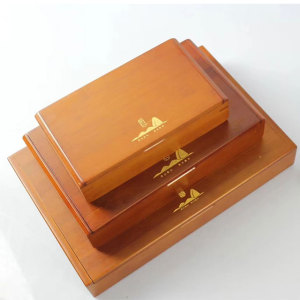 wooden spice/ perfume/ essential oil box