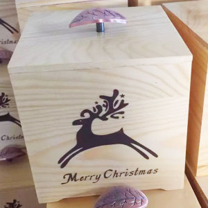 jewelry box wooden wooden box gift essential oil box wooden
