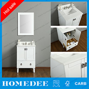 hangzhou homedee modern marble bathroom cabinet,freestanding bathroom furniture