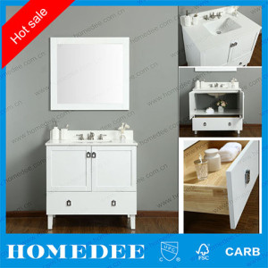 Chinese Cheap Single Antique Modern Bathroom Vanity,Wholesale High quality modern style bathroom vanity