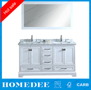 homedee bathroom vanity with mirror,Super stylish solid surface basin modern bathroom vanity wall cabinets