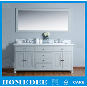 2017 Homedee Wholesale French Bathroom cabinet,Bathroom Cabinets