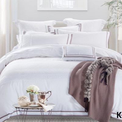 KOSMOS comforter 6 pcs sets include pillow case , comforter,flat sheet