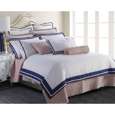 KOSMOS NEW ARRIVAL EMBROIDERY LACE DUVET COVER SETS