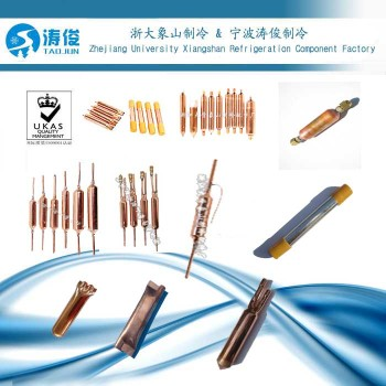Copper Filter Drier for refrigeration parts