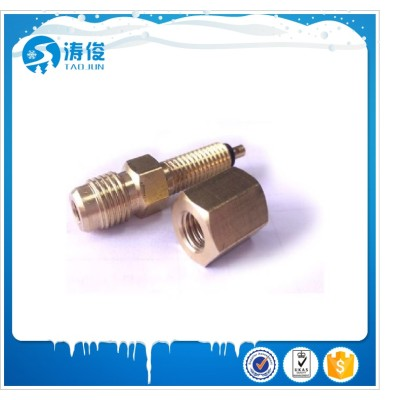 Can tap valve for refrigerant / Can tap Piercing Valve / Bottle Piercing Valve