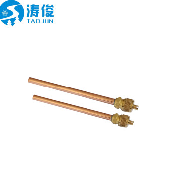 Air conditioner service valve (a/c valve)