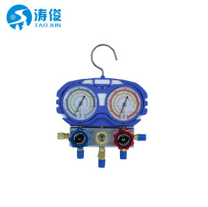 Refrigeration Double table valve