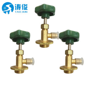 Refrigeration Can Tap Valve
