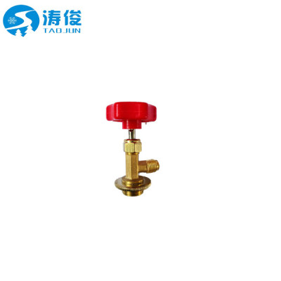 Compressor Industrial Brass Refrigeration Air Conditioner Sight Glass