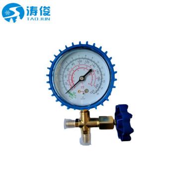 Ac Refrigeration Manifold Gauge R22 R404A R134a R407c