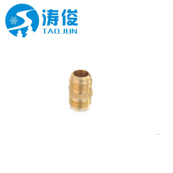 brass flare solder union