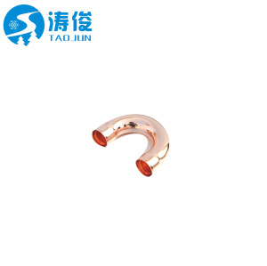 180 degree copper elbow