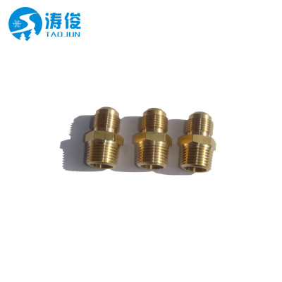 High quality Brass union for refrigeration parts