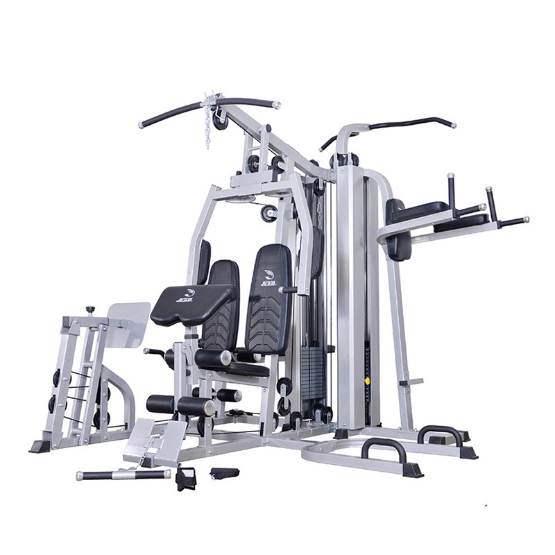 Fitness Equipment Home Gym: Luxury Hmulti Station Used Home Gym Equipment Sale For