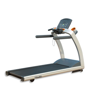 JX-298DC Semi Commercial Motorized Treadmill