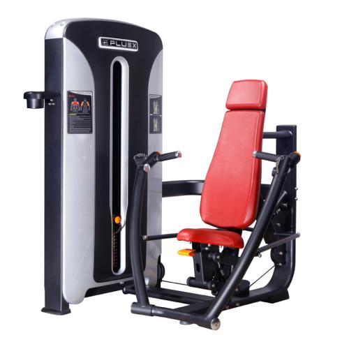 JX-C40001 equipo de gimnasio comercial sentado de prensa