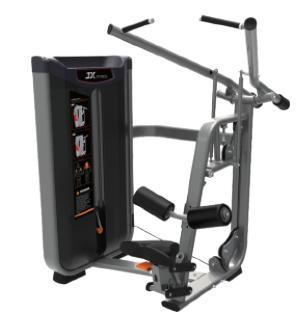Equipo de gimnasio comercial JX-C40003 Lat Pull