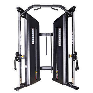 free weights gym equipment Powerful Functional Trainer