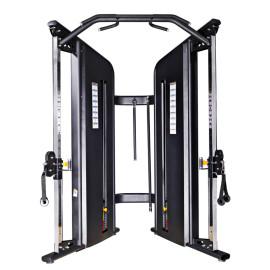 equipo de gimnasia de pesas libres Powerful Funcional Trainer