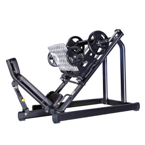 Équipement de gymnastique commercial FITNESS 45-degree Leg Press