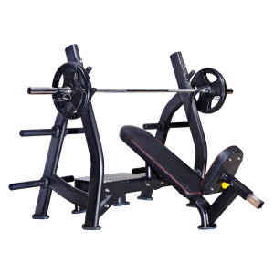 Commercial Gym Equipment FITNESS Olympic Incline Bench