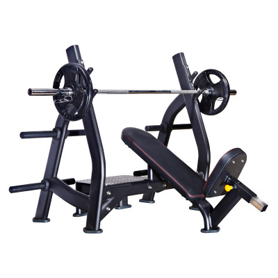 Equipo de gimnasio comercial FITNESS Olympic Incline Bench