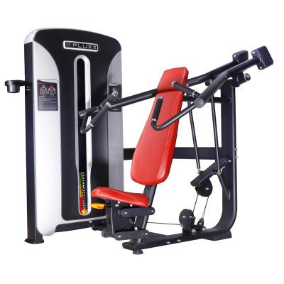 Prensa de hombro para equipos comerciales de gimnasio JX-C40004